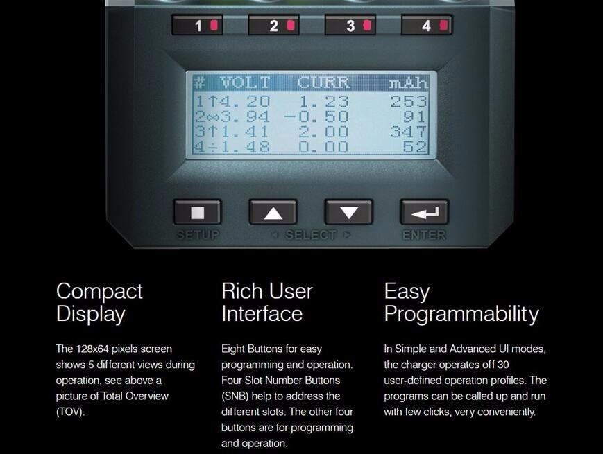 Original véritable SKYRC MC3000 universel chargeur de batterie analyseur IPHONE/ANDROID APP - 4