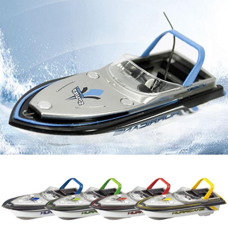 Mini RC Racing Submarine Boat Remote Control Toys Children kid brithday gift