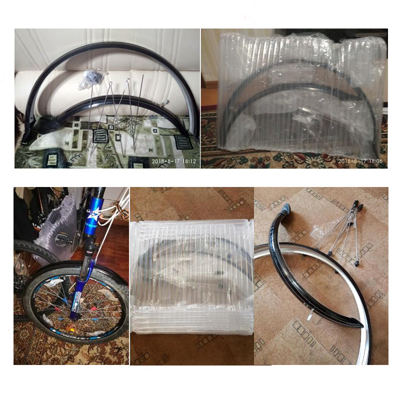 Bicycle 700c 20/'/'//22/'/'//24/'/'//26/'/'Fender Kit Mud Guard Front Rear Tire Fenders