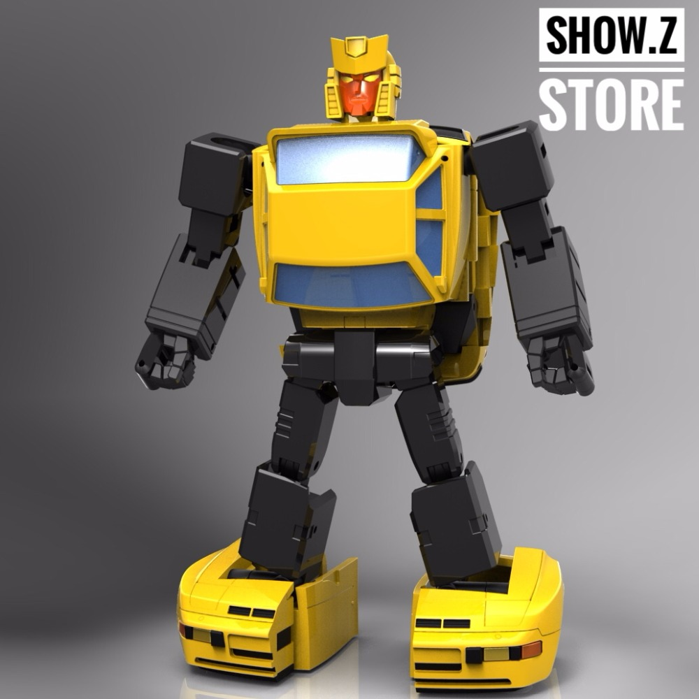 [Show.Z Store] [Pre-Order] Xtransbots MM-XI Coprimozzo (Hubcup) Masterpece MP Xtransbot Transformation Action Figure managing the store