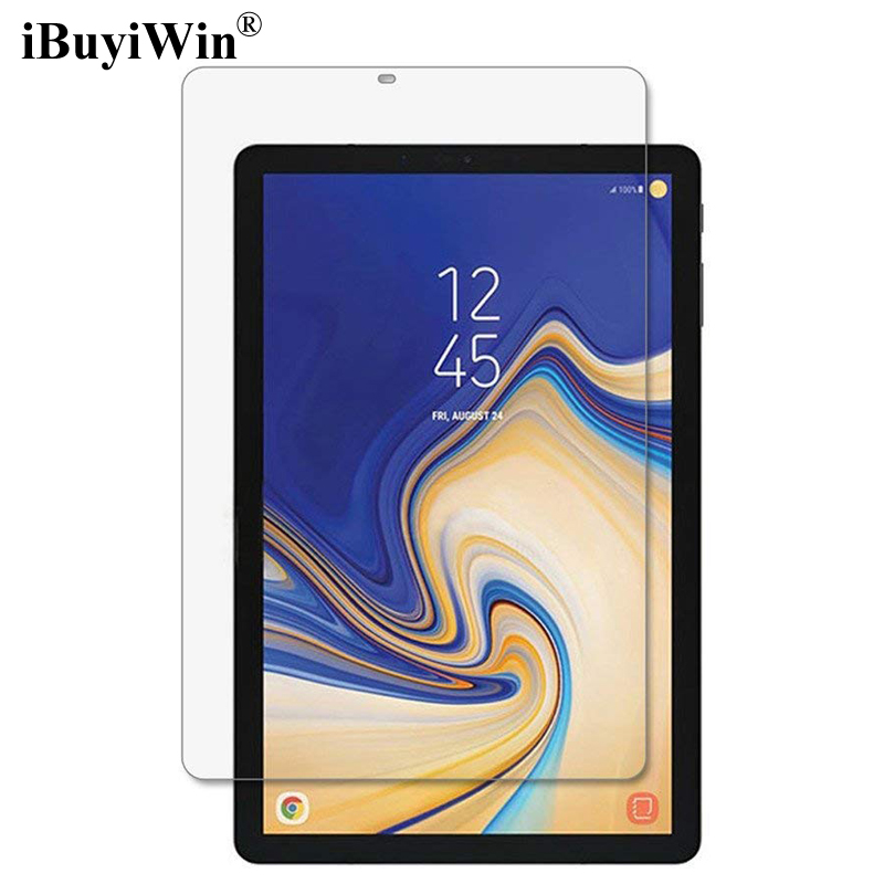 9H Tempered Glass Screen Protector for Samsung Galaxy Tab S4 10.5 2018 T830 T835 SM-T830 SM-T835 Scratch Proof Protective Film for samsung galaxy tab s 10 5 inch tablet t800 t805 2 in 1 removable wireless bluetooth abs keyboard leather stand case cover