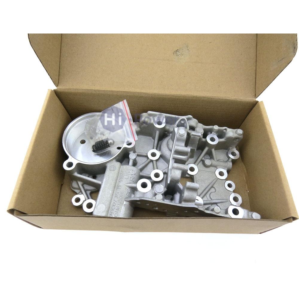 Chaud DQ200 0AM OAM DSG 7 vitesses 4.6MM boîtier d'accumulateur de Transmission automatique pour Audi VW SKODA 0AM325066AC 0AM325066C 0AM325066AE - 6