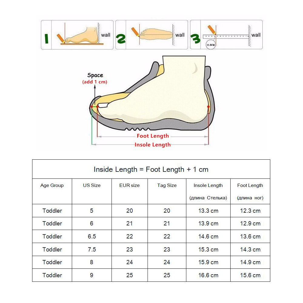 Apakowa Toddler Baby Boys and Girls Sports Shoes Unisex Little Kids Outdoor Gym Fashion Sneakers for Spring Autumn Running Shoes | Happy Baby Mama
