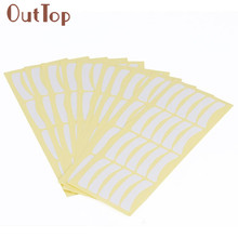 Beauty Girl 100 Pairs Under Eye Pads Stickers Patches For Eyelash Extensions Makeup Tools Aug 19