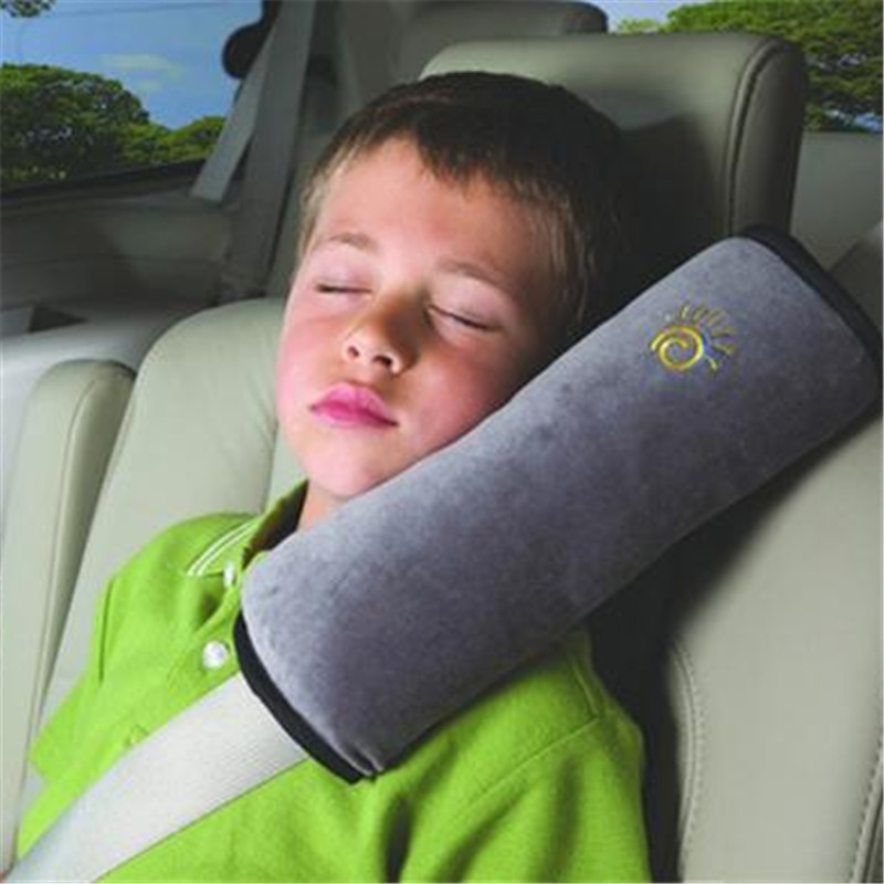 2Pcs/Lot Baby Auto Pillow Car Safety Belt Shoulder Pad Vehicle Seat Belt Cushion styling Free shipping