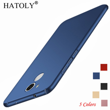 HATOLY Phone Case Huawei Honor 6a Cover Slim Smooth & Ultra-thin PC Back Case For Huawei Honor 6a Case Honor 6a Funda 5.0 inch swiss pattern thin hooked tweezers bst 6a