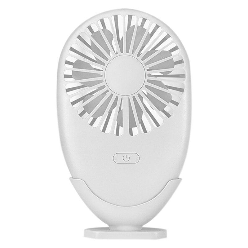 Outdoor Portable Handheld Radiator Fan Base Can Be Vertical Mini Fan Usb Charging Fan|Fans| |  - title=
