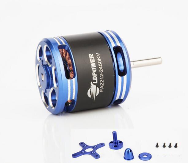 цены  Free Shipping LD POWER FA2212 1400KV 2450KV Brushess Gimbal Motor