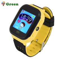 GPS Smart Kid Smart Watch SOS Call Location Finder Locator Tracker for Childreb Anti Lost Monitor Baby Wristwatch