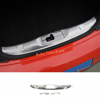 3PCS Steel Inner Trunk Boot Protecting Fender For Ford Mustang 2015-2017