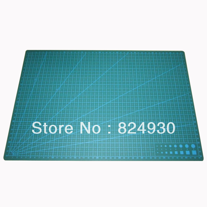 TAIWAN CUTTING MAT (PROTACT ROTARY CUTTER) A4 size is available ...