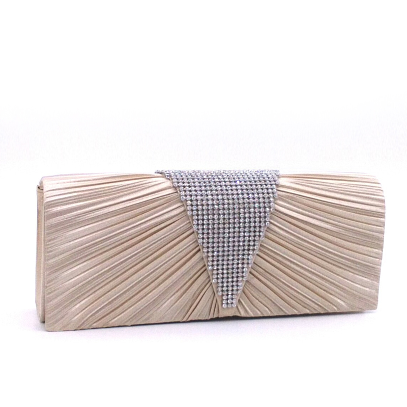 New Diamond Summer Womens Day Clutches with Chain Shoulder Bag Socialite Ladies Handbags Women Dinner Wedding Party Evening Bag