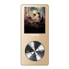 2017 Top Quality Metal Mini HIFI MP4 Player 8GB Support FM Radio TF Card Video Mini Sports Walkman With Speaker Free Shipping