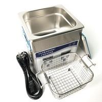 Sonix iv ultrasone reiniger onderdelen voor 40 khz 2L verwarmde ultrasone reiniger