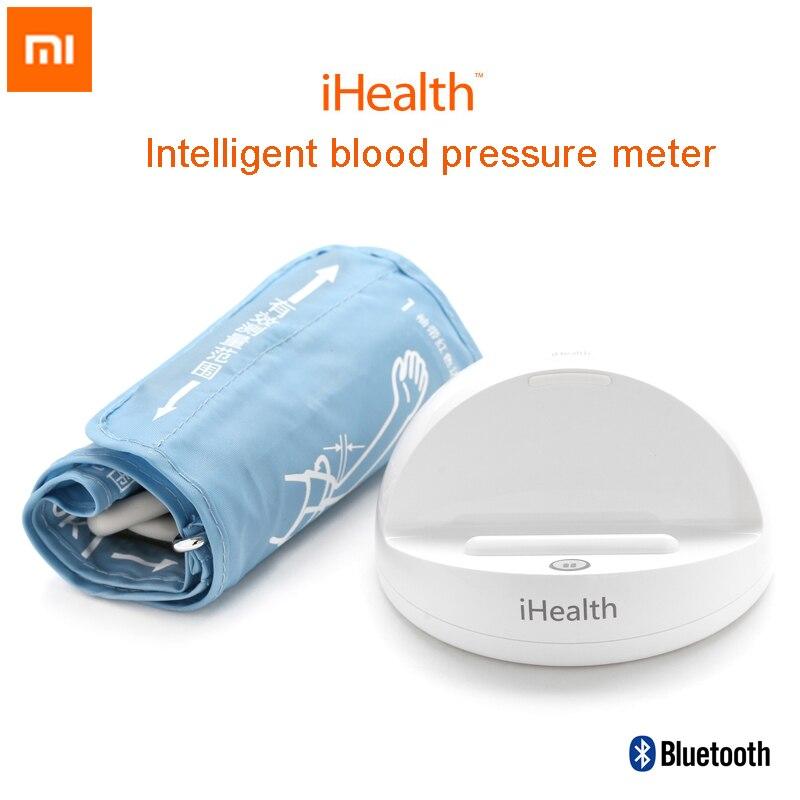 Xiaomi iHealth intelligent pression artérielle Bluetooth version mètres Dock système de surveillance pour xiaomi maison intelligente mi ijia mi maison app
