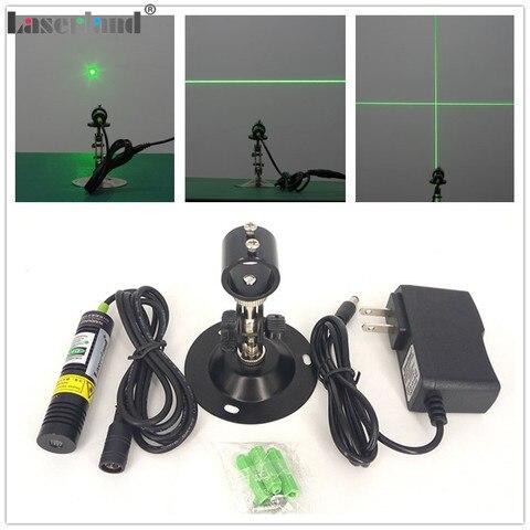 1875 532nm 10 mw 20 mw 30 mw 50 mw linha verde laser modulo ponto
