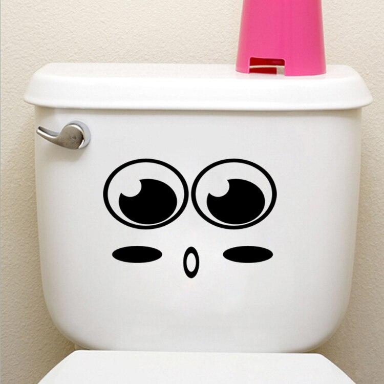Diy Vinyl Wall Art Contact Paper : Big mouth toilet stickers wall decorations diy vinyl