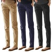Хлопковые брюки для беременных; Одежда для беременных женщин; брюки для беременных; Gestante Pantalones Embarazada; одежда