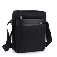 New Arrival Man Commercial Casual Bag Male Shoulder Bag Waterproof Oxford Fabric Messenger Bag