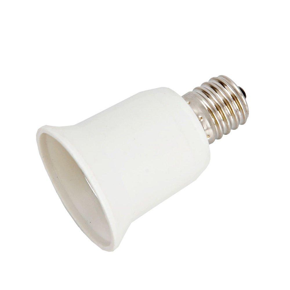 E17 to E26 Light Socket Adapter Converter