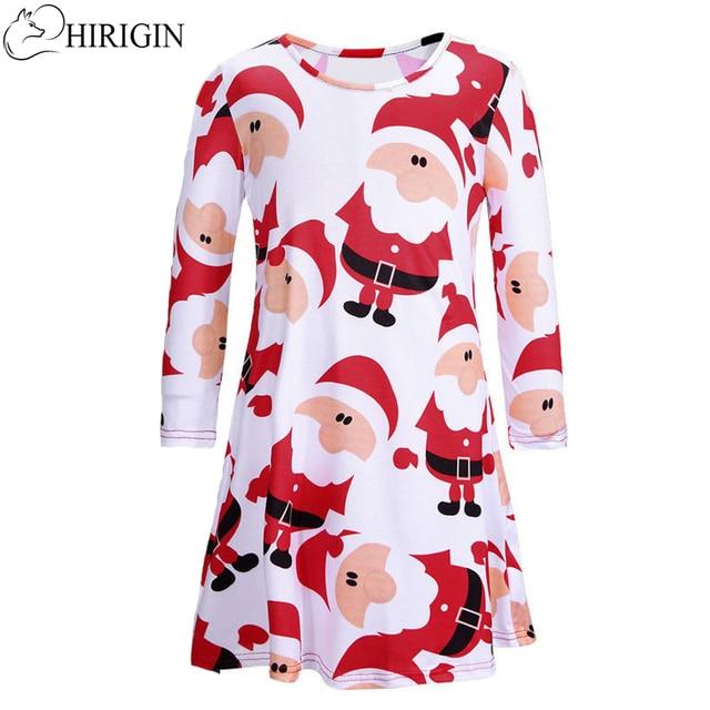 Hirigin niño Navidad niña vestido de fiesta niños princesa del ...