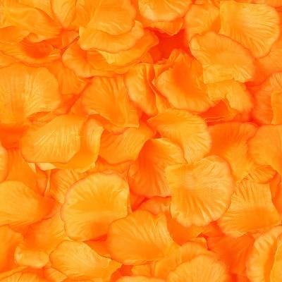 2000pcs/lot Wedding Party Accessories Artificial Flower Rose Petal Fake Petals Marriage Decoration For Valentine supplies 38