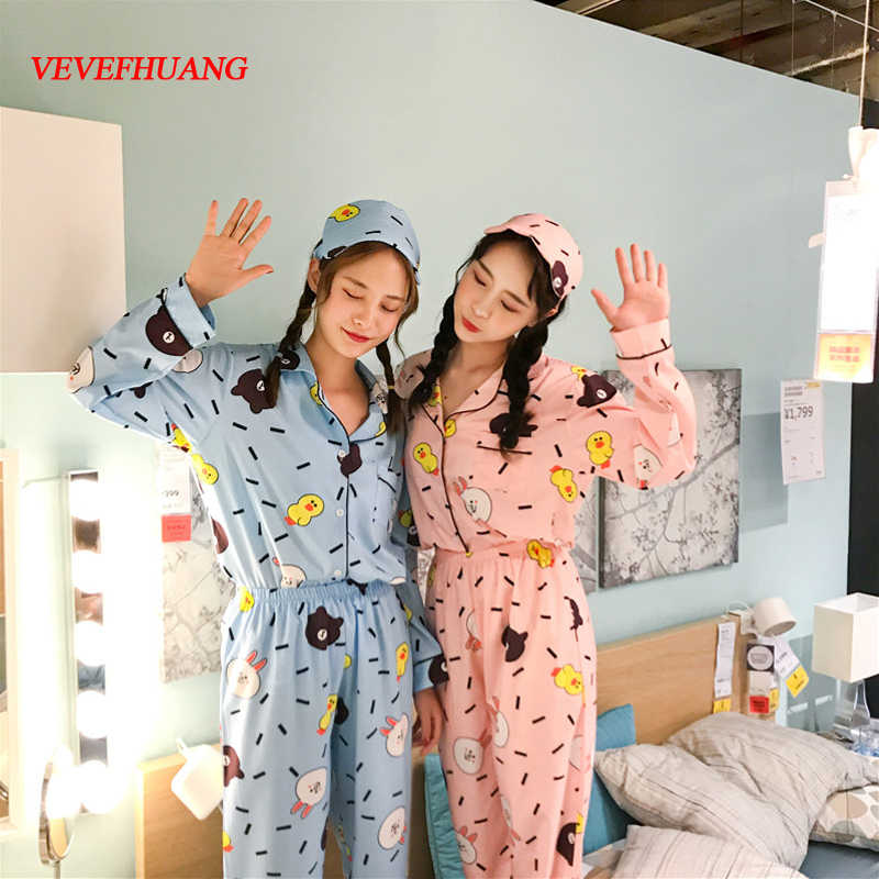 00935e46bc3d Detail Feedback Questions about Japanese Autumn Women Sleep Pajamas ...