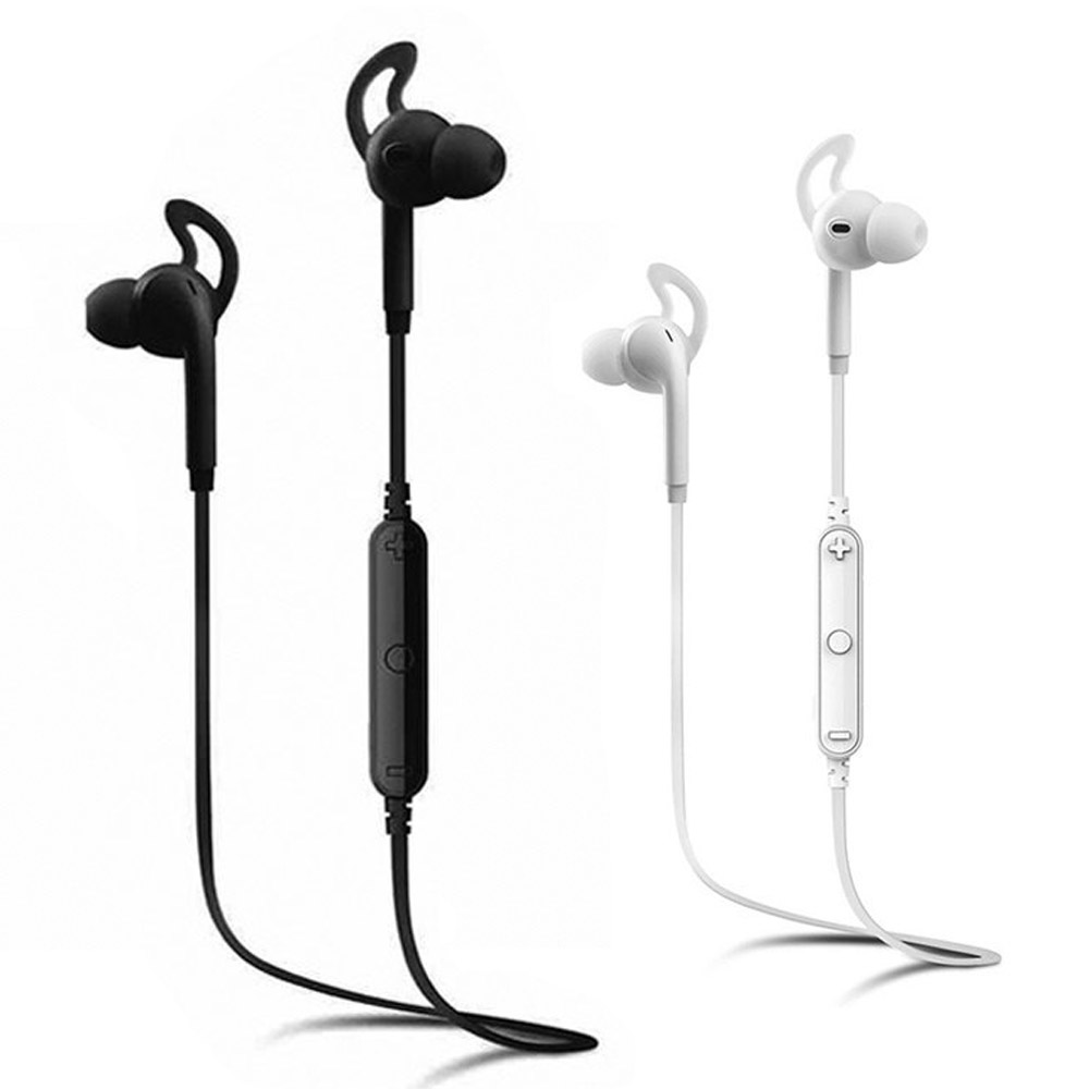 New Wireless Bluetooth Earphones Headsets with Microphone for iPhone Samsung Xiaomi Sports Stereo Sound Headset AWEI A610BL new arrival sports fone de ouvido earphone awei a890bl wireless bluetooth earphones audifonos with microphone for xiaomi iphone