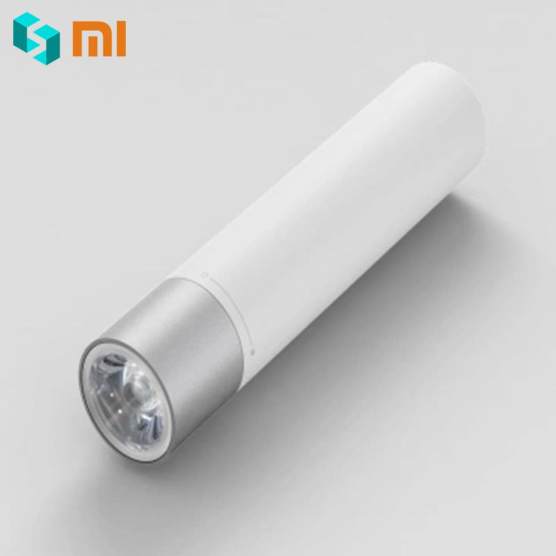 Image 3 - Xiaomi Portable Flashlight 11 Adjustable Luminance Modes With Rotatable Lamp Head 3350mAh Lithium Battery USB Charging Port-in Smart Remote Control from Consumer Electronics