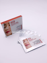 12Pcs/Box Lips Permanent Makeup Paste Tattoo Fixed Color Products Use Before Operation