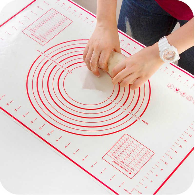 Силиконовый коврик для выпечки изготовитель коржей для пиццы Кондитерские Кухонные гаджеты кухонные принадлежности Аксессуары для выпечки
