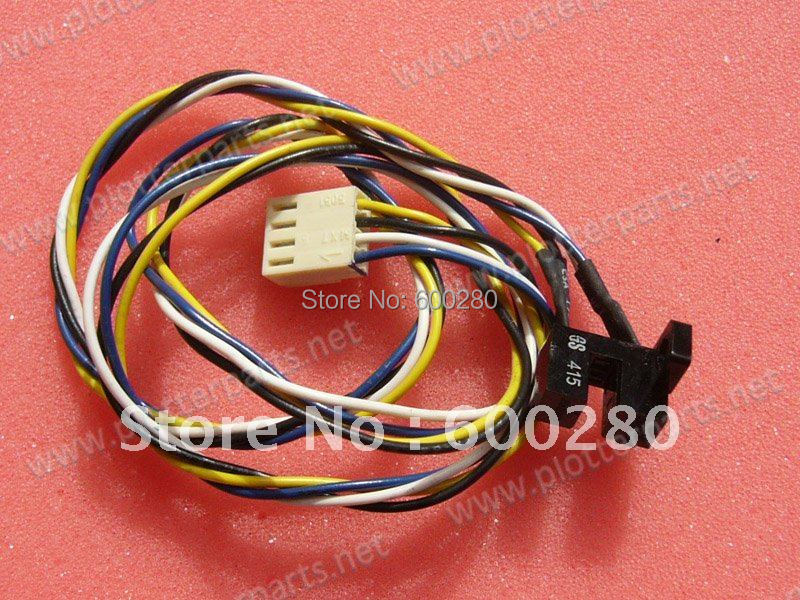 C2847-60022 Pincharm sensor - Includes cable for the HP Designjet 600 650C plotter parts