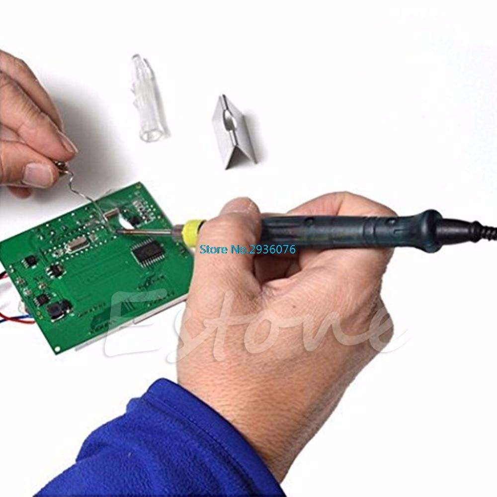 новый профессиональный мини 5 в 8 вт светодиодный индикатор USB питание сварка паяльник комплект