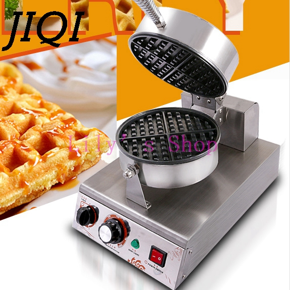 DMWD Stainless Steel Electric Eggs cake oven QQ Waffle Maker Muffin lattice baking machine Breakfast grill 1200W 220V EU US plug dmwd electric waffle maker muffin cake dorayaki breakfast baking machine household fried eggs sandwich toaster crepe grill eu us