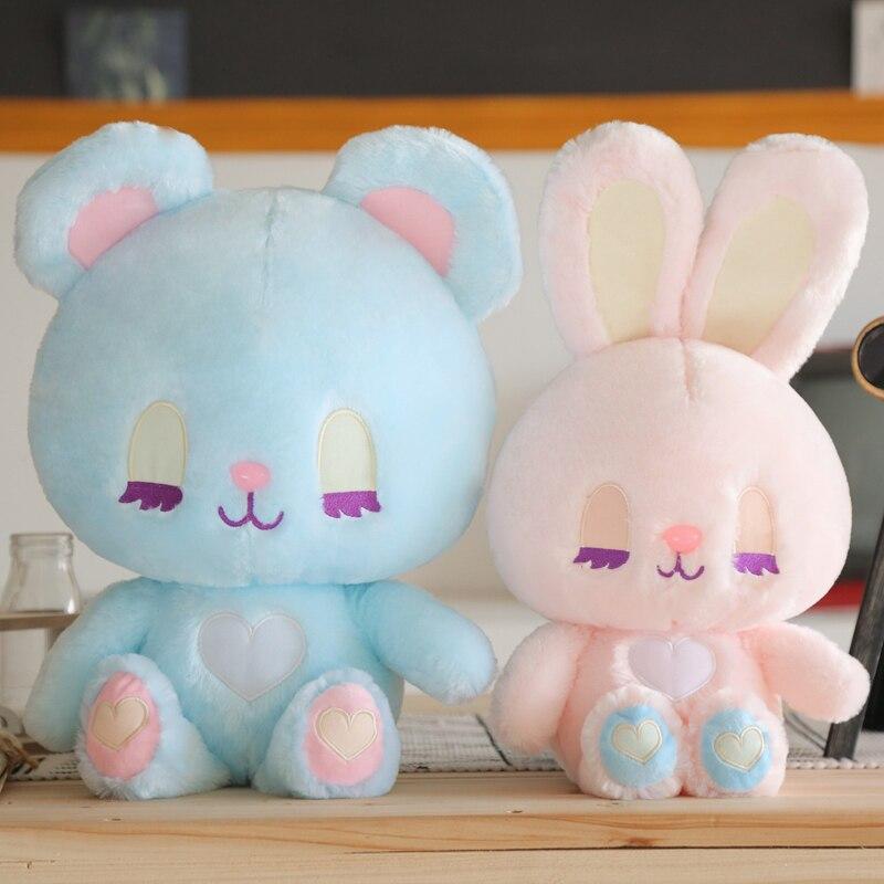Cute plush toysdream dollscandyrabbits,sleeping bearschildrens day presents,dolls