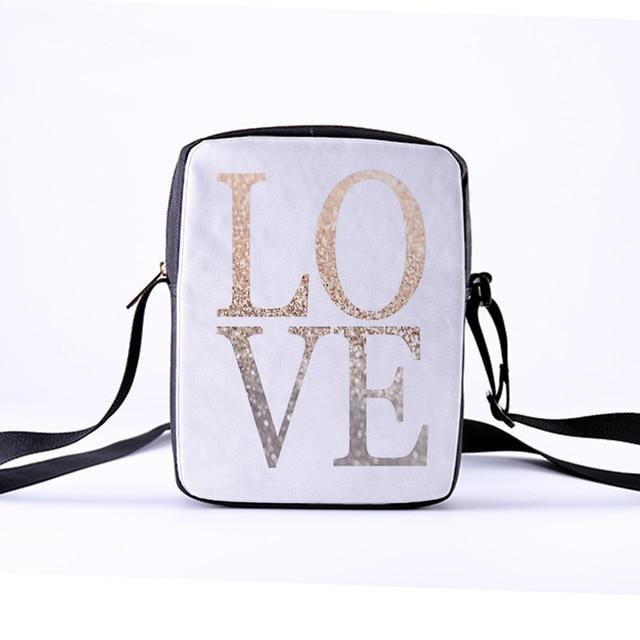 CROWDALE 2018 DIY Women Messenger Bags Nutty style fashion Shoulder Bag  Children Crossbody Bag for Girl 537eea436c