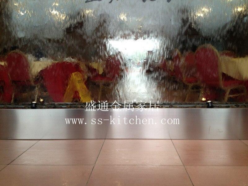 Индивидуальный экран стены гостиницы воды/занавес воды стены/fasionable разделяющий занавес