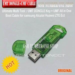 Image 5 - חדש מקורי UMT Dongle UMT מפתח + umf כל אחד אתחול כבל עבור סמסונג Huawei LG ZTE תוכנת אלקטל תיקון ופותח
