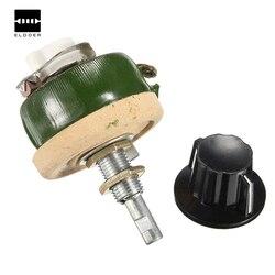 Refrescante Natural, 25W, 300 OHM, potenciómetro de alta potencia, Reóstato bobinado, resistencia Variable, potenciómetros de alta frecuencia