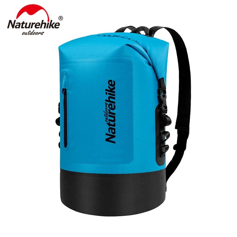 Naturehike Ultralight Foldable Waterproof Backpack by 30D Nylon Fabric Dry Bag