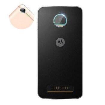 JGKK 2 uds para Motorola Moto Z y Moto Z Force de Z2 Z3 jugar Z2 jugar Z3Play lente de la Cámara de Protector de pantalla de vidrio templado de la cubierta completa guardia de película