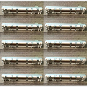 Image 1 - 10 個 DCV1027 チャンネルフェーダーパイオニア DJ M850 DJM 900NXS DJM T1 XDJ AERO XDJ RX