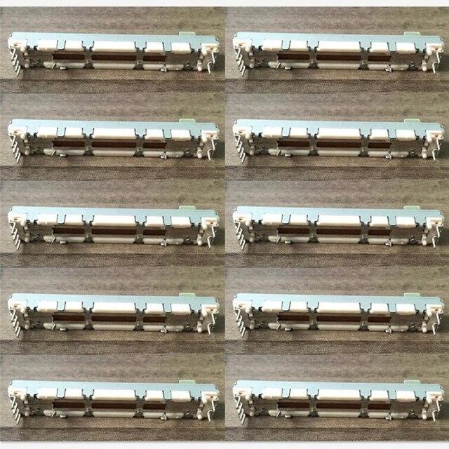 10 pièces DCV1027 Faders pour Pioneer DJ M850 DJM 900NXS DJM T1 XDJ AERO XDJ RX