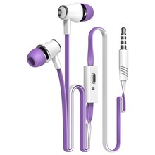 In-ear Earphone Colorful Headset Hifi Earbuds Bass Earphones High Quality Ear phones for Phone