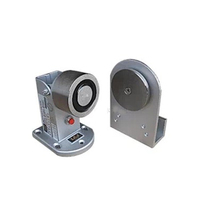 MC300 80UL Access Control Single Door 12V &24V Electric Magnetic Electromagnetic Lock 60KG Holding Force