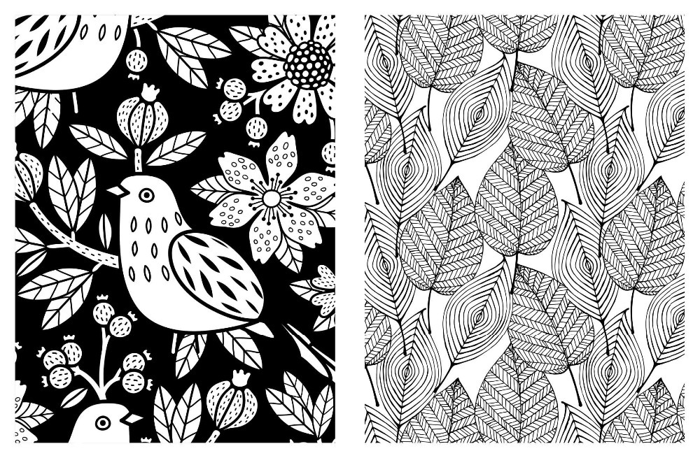 Posh Adult Coloring Book Vintage Designs For Fun Relaxation Books Adults Free Shipping In From Office School Supplies On