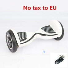 Cheap 10 inch Remote Inflate Wheel Self Balance Scooter Skateboard Transport Car Balancing Hover board Electric Hoverboard