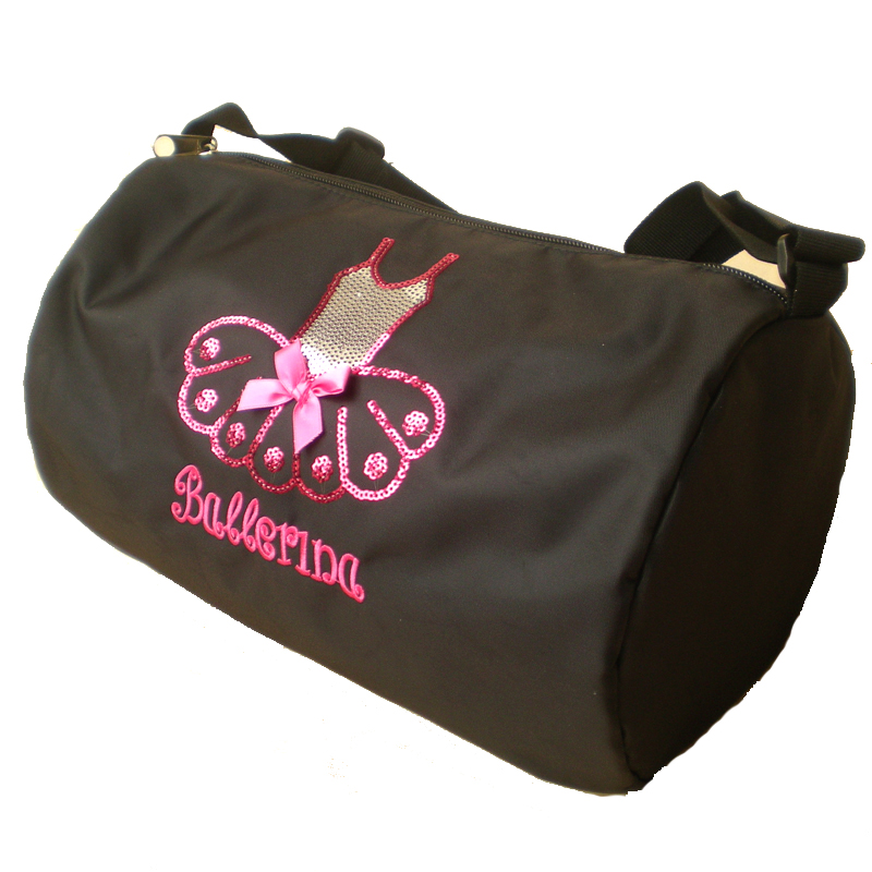 Ballerina Ballet Tutu Paillette Embroidery Ballet Bags For