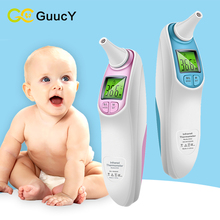 Baby Electronic Thermometer Digital Infrared Termometr Kids Forehead Ear Body Non-contact Thermometer Baby Care Fever Termometr