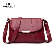 Купить с кэшбэком Mellzu Women Shoulder Bag Crossbody Bags For Women Handbags Women Patent Leather Handbags Small Bags Woman Handsbag Tote